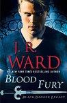 Blood Fury (Black Dagger Legacy, #3)