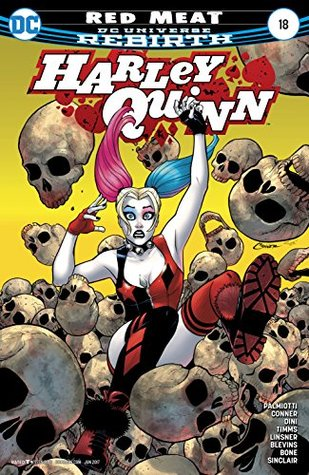 Harley Quinn (2016-) #18 by Paul Dini