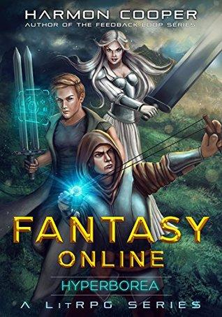 Hyperborea (Fantasy Online #1)