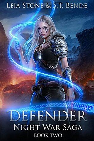 Defender (Night War Saga, #2)