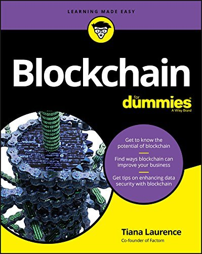 Blockchain For Dummies (For Dummies