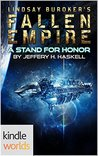 A Stand for Honor (Fallen Empire)