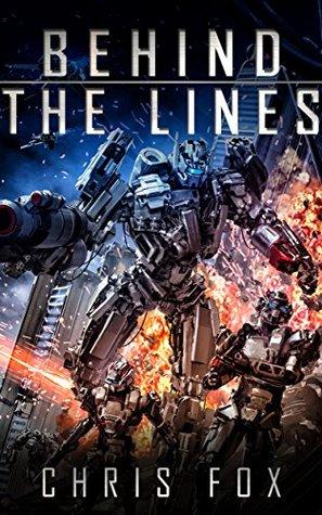 Behind the Lines (Ganog Wars #1)