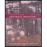 Understanding Abnormal Behavioral