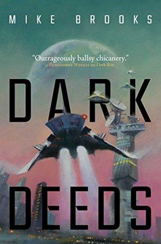 Dark Deeds by Mike Brooks