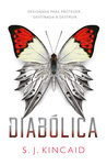 Diabólica by S.J. Kincaid