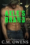 Axle's Brand (Death Chasers MC, #3)