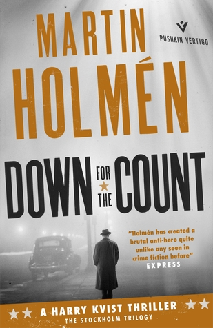 Down for the Count (Harry Kvist, #2)