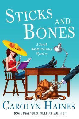 Sticks and Bones (Sarah Booth Delaney, # 17)