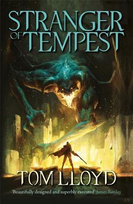 Stranger of Tempest(The God Fragments 1)