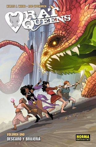 Rat Queens, Vol. 1: Descaro y brujería