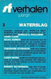 Waterslag (SF-verhalen, #3)