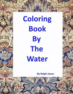 Coloring Book by the Water: A Walk by the Sea