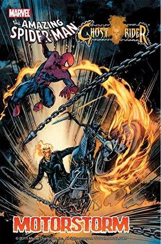 The Amazing Spider-Man/Ghost Rider: Motorstorm #1