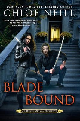 Book Review: Blade Bound by Chloe Neill
