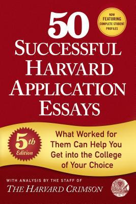 100 essays that got into harvard