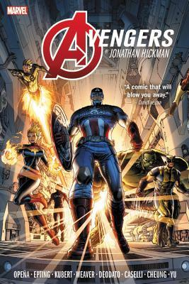 Avengers, by Jonathan Hickman: Omnibus, Volume 1