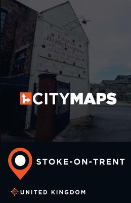 City Maps Stoke-On-Trent United Kingdom