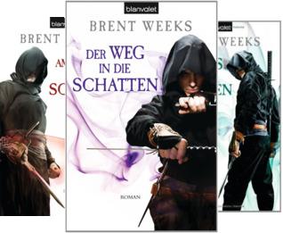 Schatten-Trilogie (Reihe in 3 Bänden)