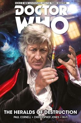 Doctor Who: The Third Doctor: The Heralds of Destruction Volume 1