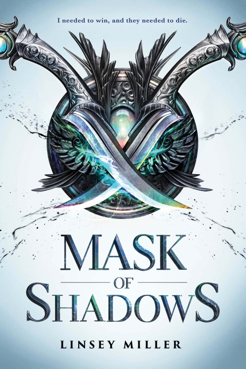 Mask of Shadows (Mask of Shadows #1)
