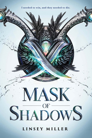 Mask of Shadows (Untitled #1)