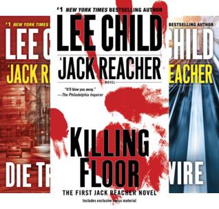 Lee Child Jack Reacher Books 1-3 (3 Book Series)