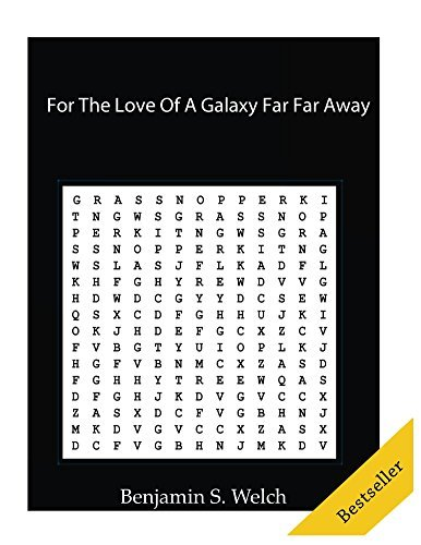 For The Love Of A Galaxy Far Far Away: May The Force Be With You