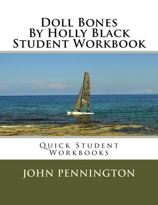 Doll Bones by Holly Black Student Workbook: Quick Student Workbooks