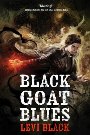 Black Goat Blues by Levi Black