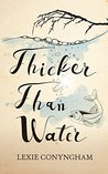 Thicker than Water (Murray of Letho, #10