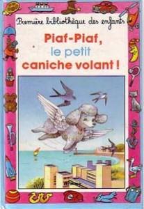 Piaf-Piaf, le petit caniche volant