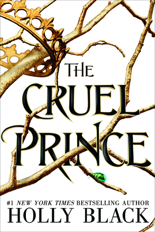 Review: The Cruel Prince by Holly Black (@jessicadhaluska, @hollyblack, @LittleBrownYR)