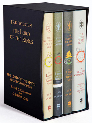 The Lord of the Rings Boxed Set by J.R.R. Tolkien