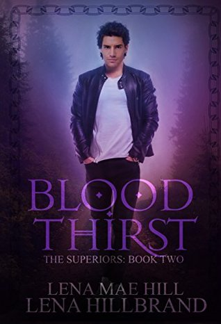 Blood Thirst: A New Adult Urban Fantasy Vampire Novel