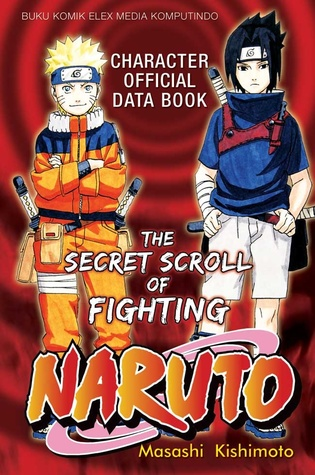 Naruto Official Character Data Book
