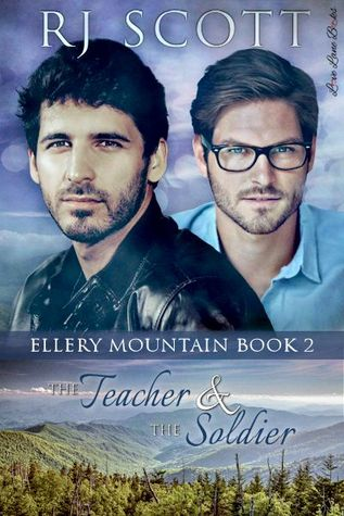 Book Review: The Teacher and the Soldier (Ellery Mountain #2) by R.J. Scott