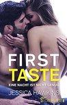 First Taste by Jessica Hawkins