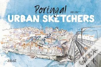 Portugal por/by Urban Sketchers