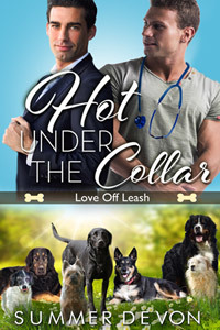New Release Review: Hot Under The Collar by Summer Devon