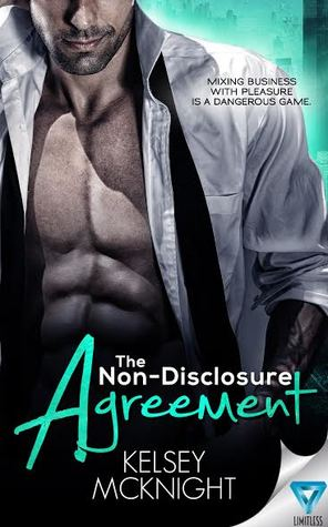 BOOK BLITZ:  The Non-Disclosure Agreement by Kelsey McKnight