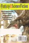 The Magazine of Fantasy & Science Fiction, May/June 2017 (The Magazine of Fantasy & Science Fiction, #731)