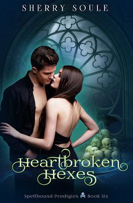 Heart Hex (Spellbound Prodigies #6)