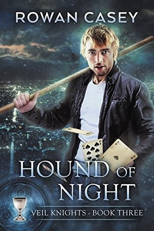 Hound of Night(Veil Knights 3)