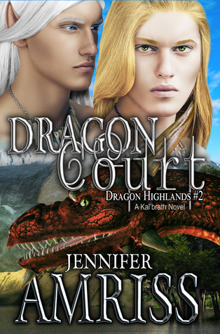 Dragon Court (An M/M Gay Fantasy Romance)