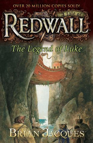 The Legend of Luke(Redwall 12)