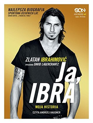 Ja Ibra - Zlatan Ibrahimović [AUDIOBOOK] [CD-MP3]