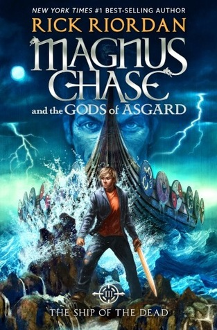 Book Review: Rick Riordan's The Ship of the Dead