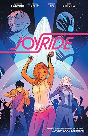 Joyride Vol  2 by Jackson Lanzing