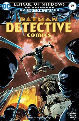 Detective Comics #955